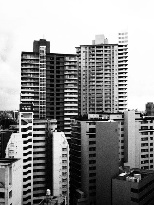 名古屋のホテルから見える景色_b0015157_15385287.jpg