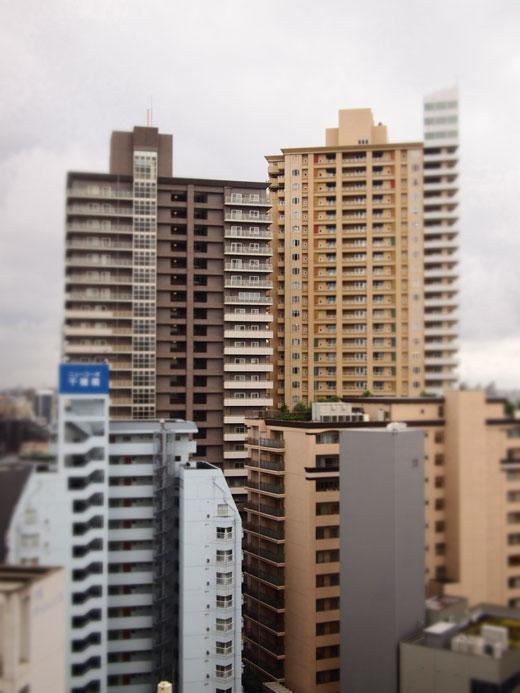 名古屋のホテルから見える景色_b0015157_15403937.jpg