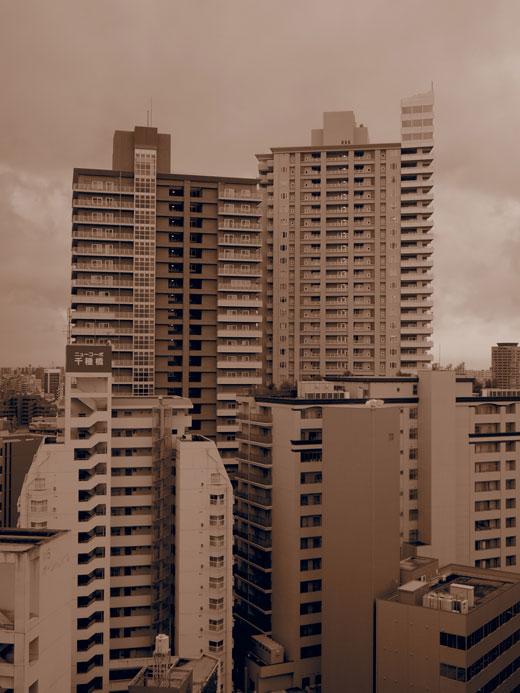 名古屋のホテルから見える景色_b0015157_15412567.jpg