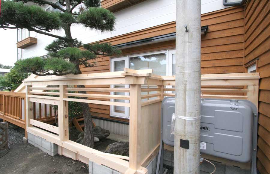 N邸「柳町の家」外壁リフォーム工事_f0150893_14385295.jpg
