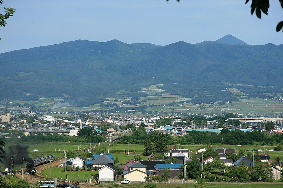 山と蔵と黒煙と - 2012年初夏・磐西 -_b0190710_2117488.jpg