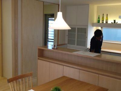 滋賀の家  完成見学会_c0124828_8443634.jpg