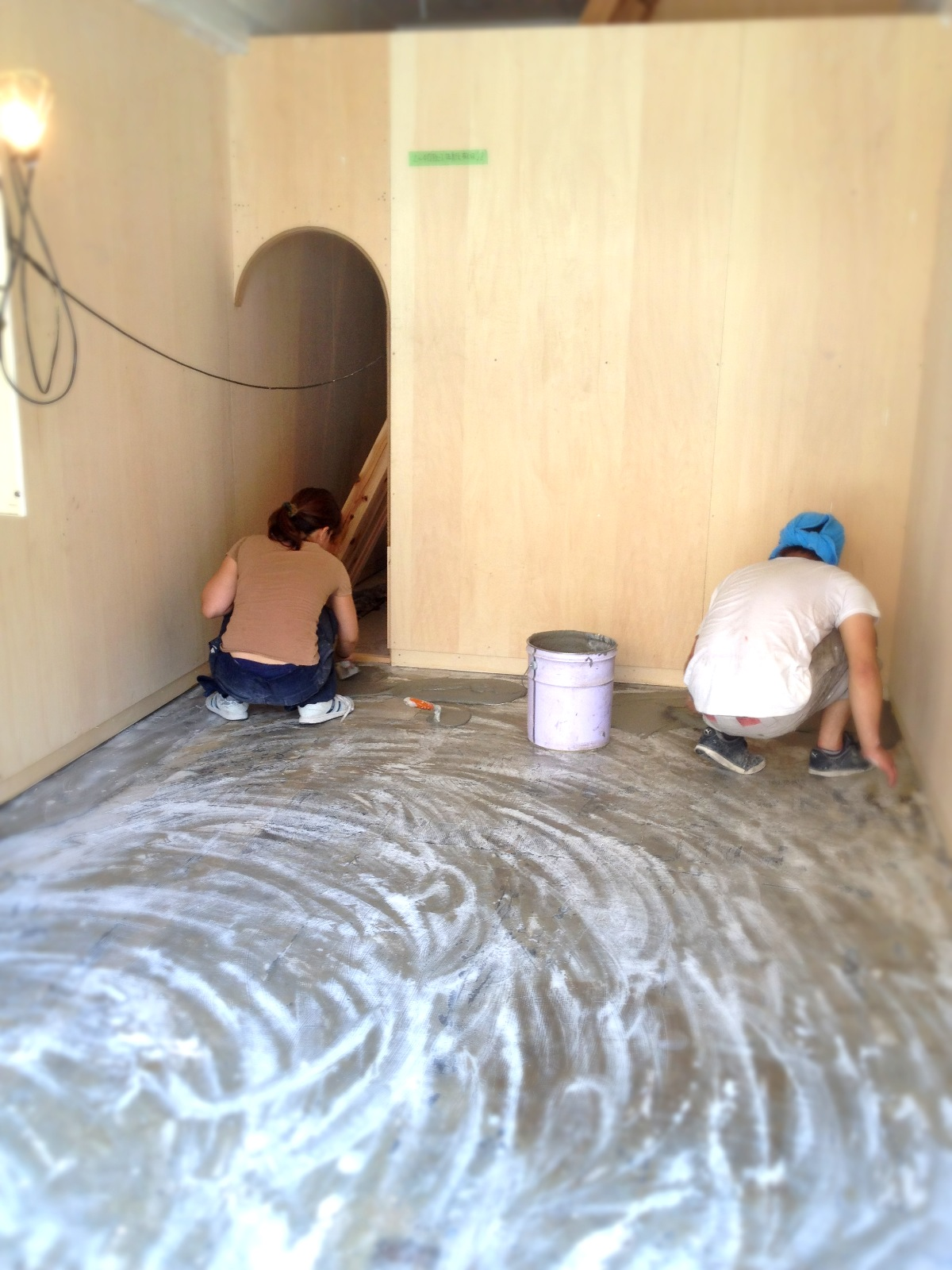床作り/看板切り_e0272050_235356100.jpg