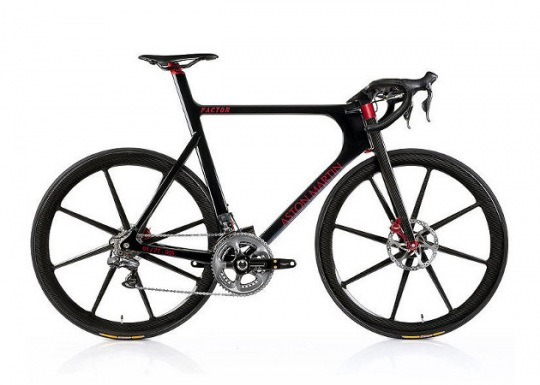 Aston Martin Limited Edition One-77 Cycle_a0118453_19413338.jpg