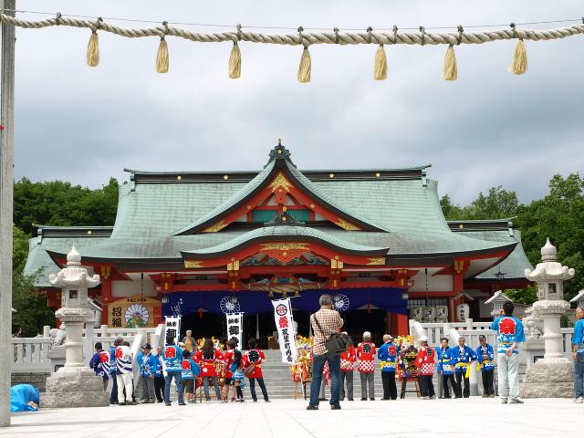 樽前山神社例大祭 2012_d0153062_9383761.jpg