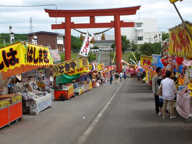 樽前山神社例大祭 2012_d0153062_9403522.jpg
