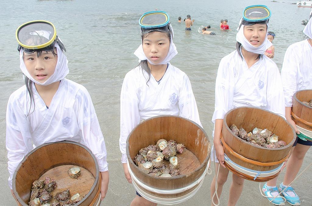 菅島のしろんご祭り 潮騒偏 : ひと うみ こころ