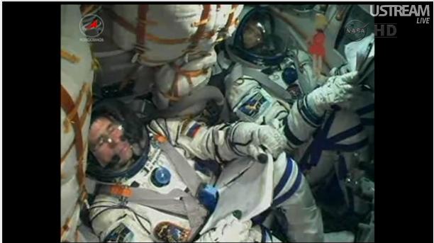 心弾む宇宙へ 星出さんのソユーズ打ち上げ_f0079085_1740890.jpg