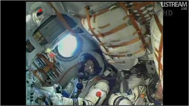 心弾む宇宙へ 星出さんのソユーズ打ち上げ_f0079085_17421836.jpg