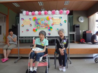 7/15誕生会喫茶☆_a0154110_919641.jpg
