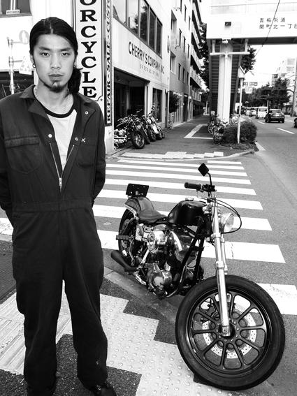 5COLORS「君はなんでそのバイクに乗ってるの?」#58_f0203027_10161389.jpg