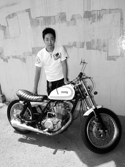 5COLORS「君はなんでそのバイクに乗ってるの?」#58_f0203027_1016584.jpg