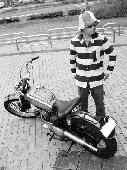 5COLORS「君はなんでそのバイクに乗ってるの?」#58_f0203027_1018035.jpg