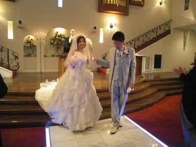 「7月15日」佐賀の姪っ子の結婚式に行ってきました!!_e0151349_171017100.jpg