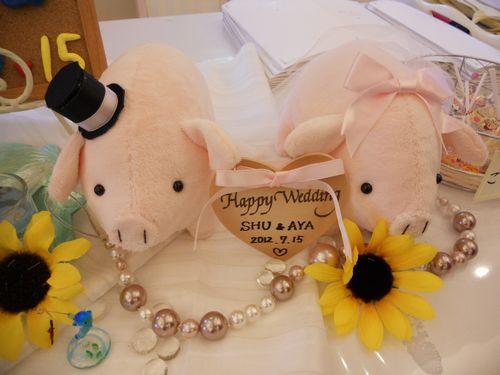 「7月15日」佐賀の姪っ子の結婚式に行ってきました!!_e0151349_1784749.jpg