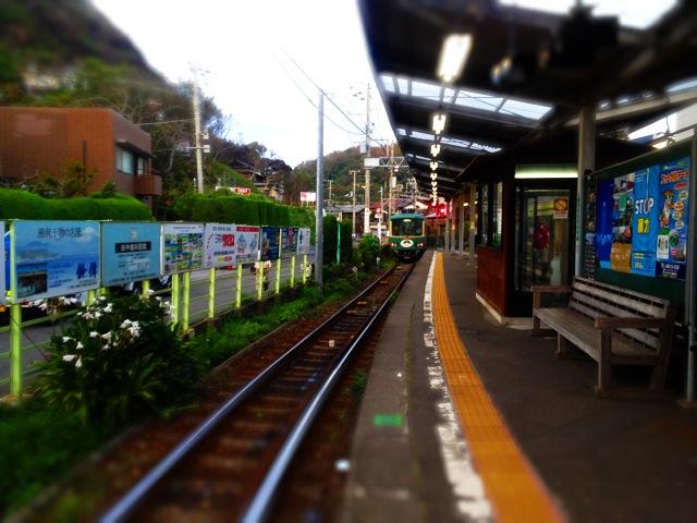 ◆鎌倉一人旅・終着は湘南の落陽を_b0008655_15361324.jpg