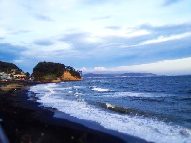 ◆鎌倉一人旅・終着は湘南の落陽を_b0008655_15363125.jpg