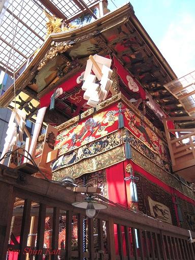 祇園祭 鉾と山巡り_a0164068_2343754.jpg