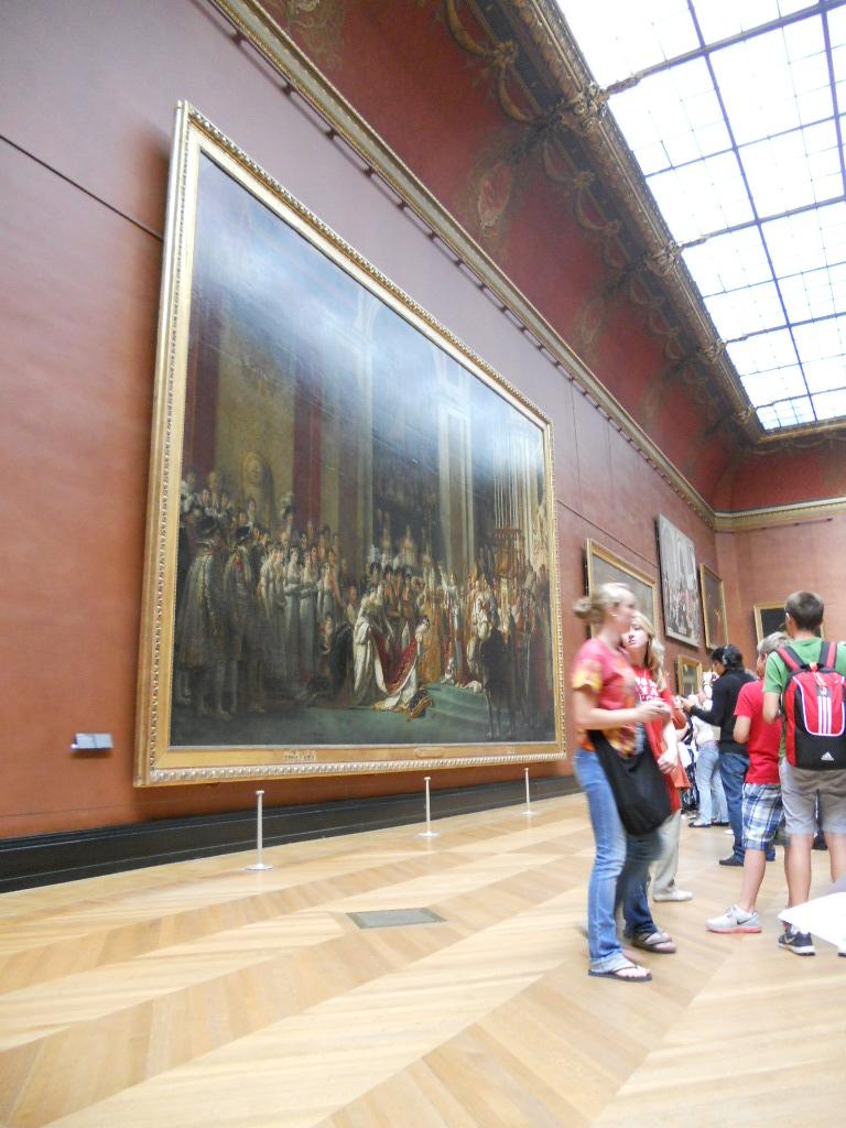 Musée du Louvre ルーヴル美術館_a0066869_17222854.jpg