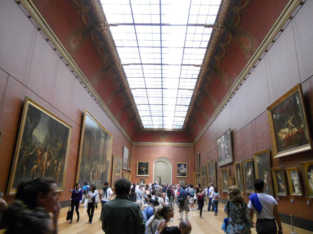 Musée du Louvre ルーヴル美術館_a0066869_17232994.jpg