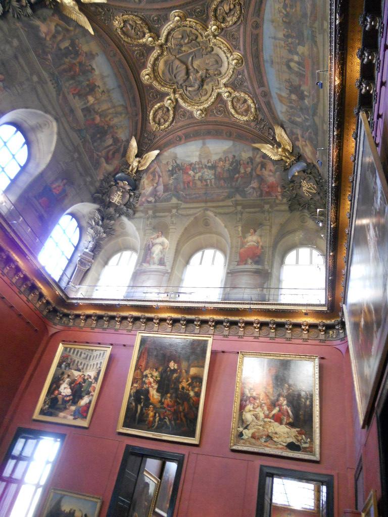 Musée du Louvre ルーヴル美術館_a0066869_1724983.jpg
