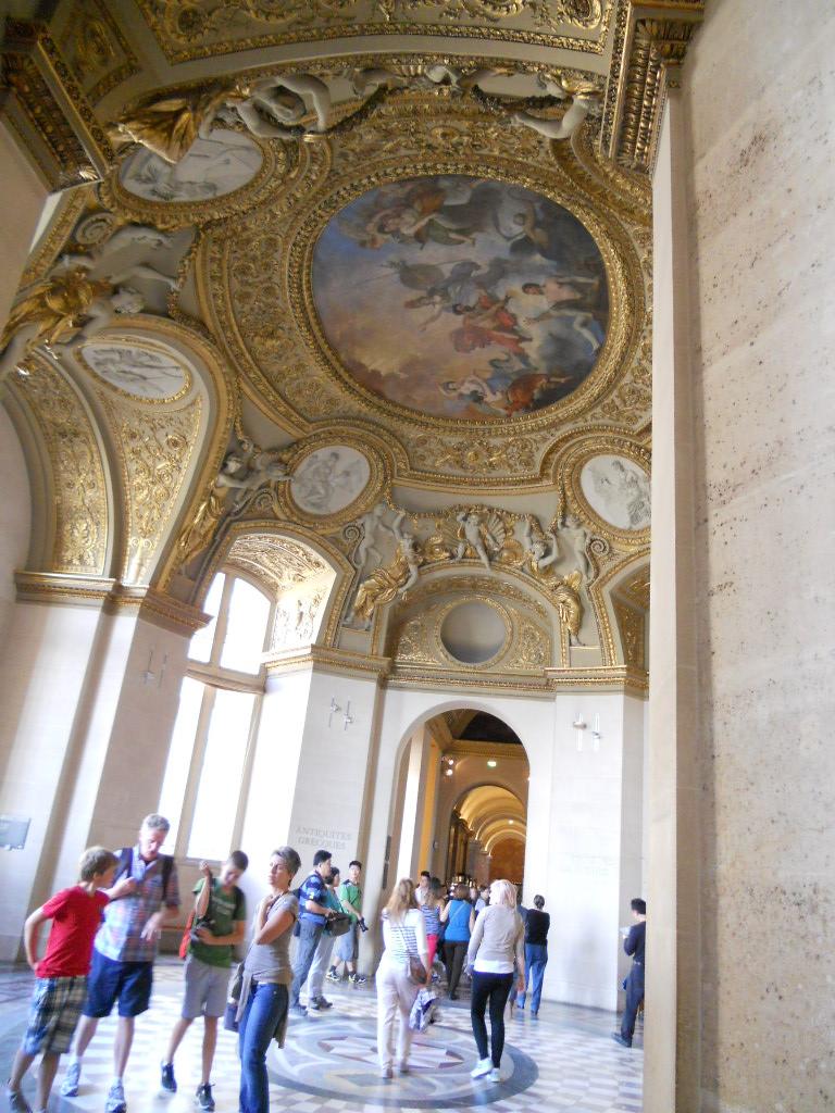 Musée du Louvre ルーヴル美術館_a0066869_1855449.jpg