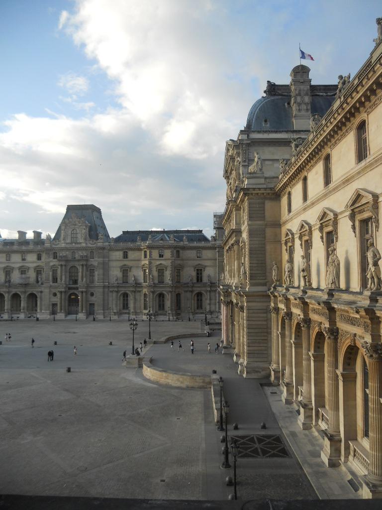 Musée du Louvre ルーヴル美術館_a0066869_23124974.jpg