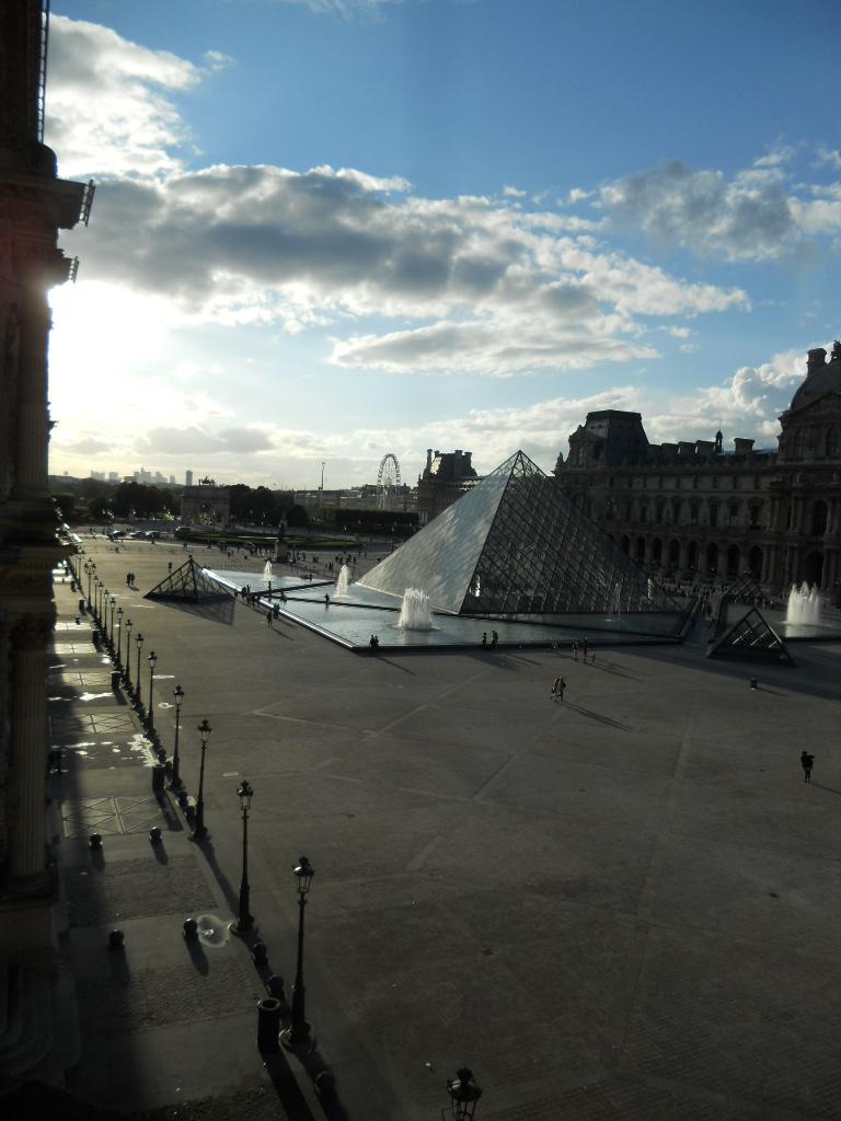 Musée du Louvre ルーヴル美術館_a0066869_23133716.jpg