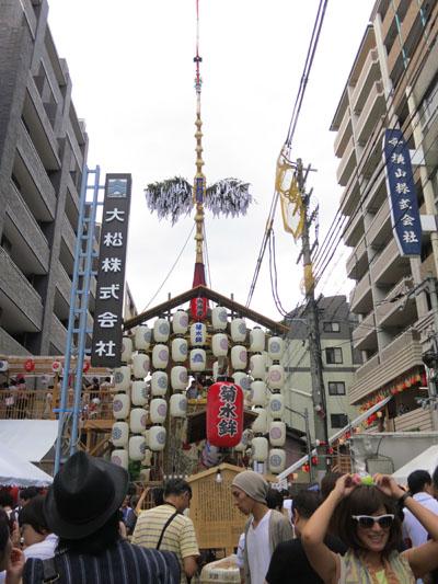 猛暑の祇園祭.宵宵山_c0224085_051419.jpg