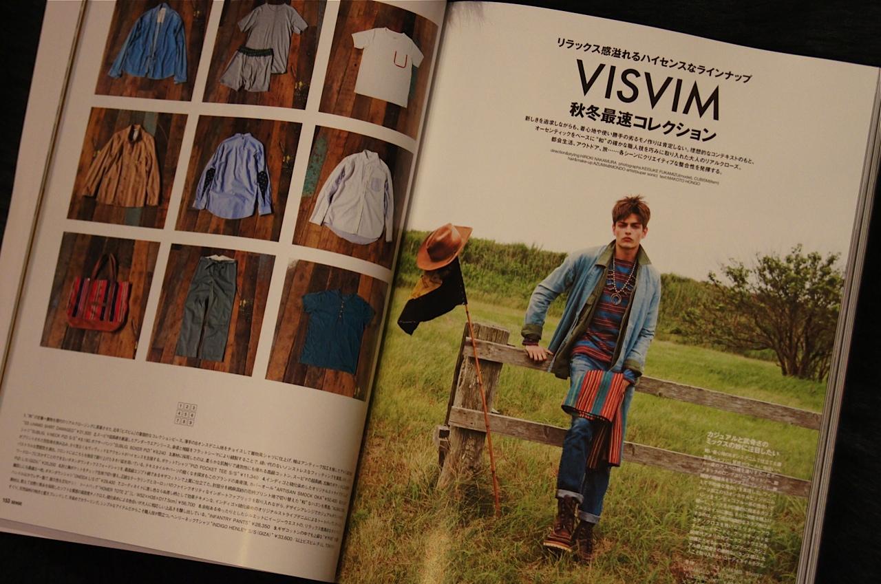 """UNDERPASS new brand \""""visvim\"""" Coming Soon ..._c0079892_5424888.jpg"""