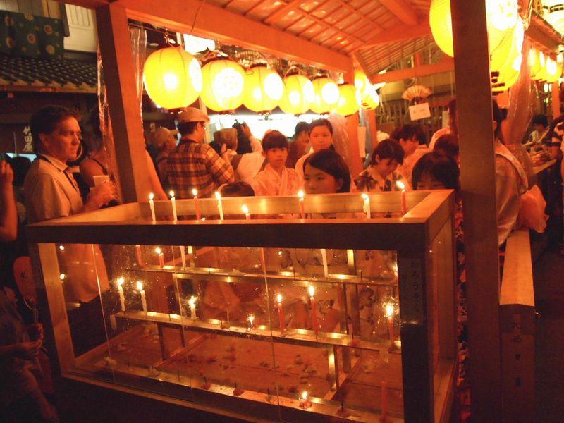 祇園祭。宵山行く。_a0050302_1545322.jpg