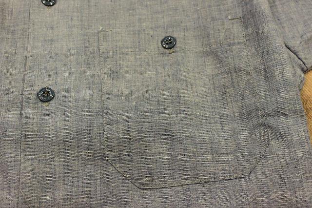 小さ目のシャンブレーシャツ_d0121303_19384159.jpg