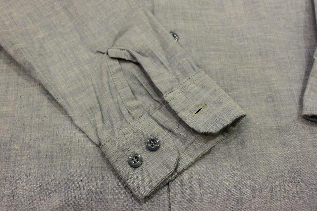 小さ目のシャンブレーシャツ_d0121303_1939283.jpg