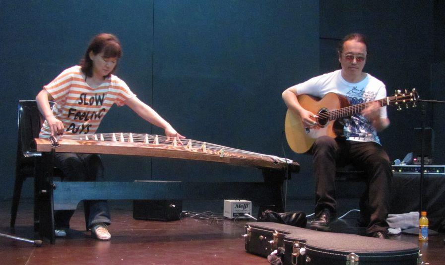 AKI & KUNIKO コンサートが バギオで開催されました。_a0109542_015173.jpg