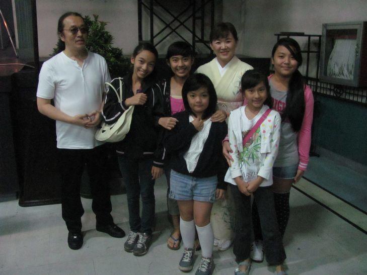 AKI & KUNIKO コンサートが バギオで開催されました。_a0109542_0423547.jpg