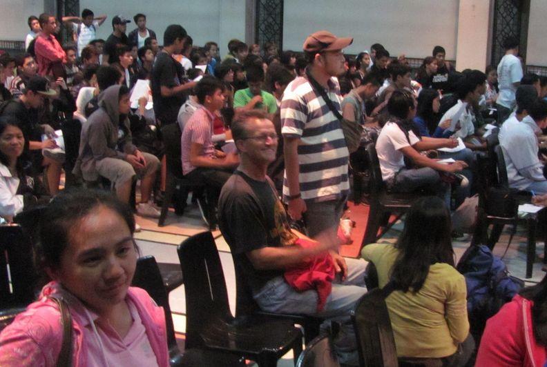 AKI & KUNIKO コンサートが バギオで開催されました。_a0109542_0461859.jpg