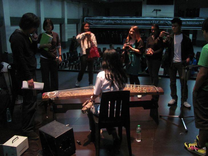 AKI & KUNIKO コンサートが バギオで開催されました。_a0109542_0482620.jpg