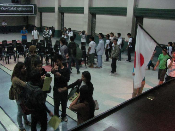 AKI & KUNIKO コンサートが バギオで開催されました。_a0109542_0492342.jpg
