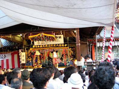 祇園祭 2012 宵山_b0153663_16465299.jpg
