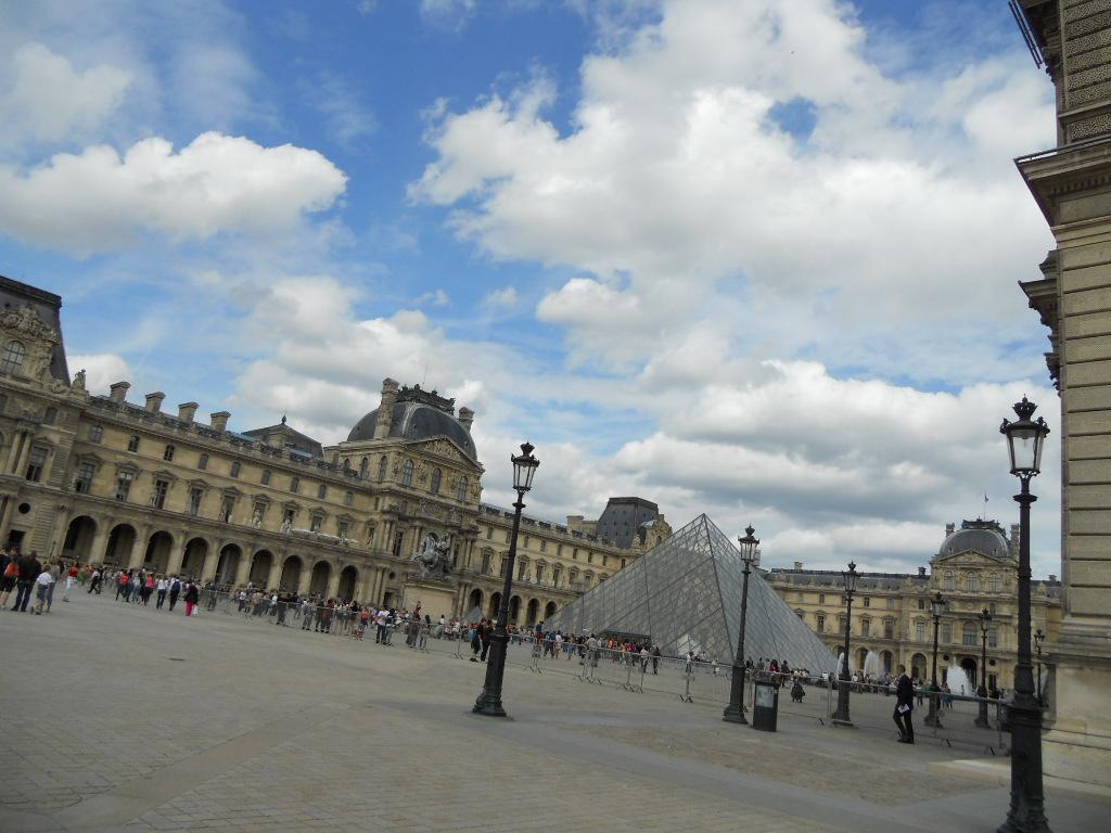 Musée du Louvre ルーヴル美術館_a0066869_0464163.jpg