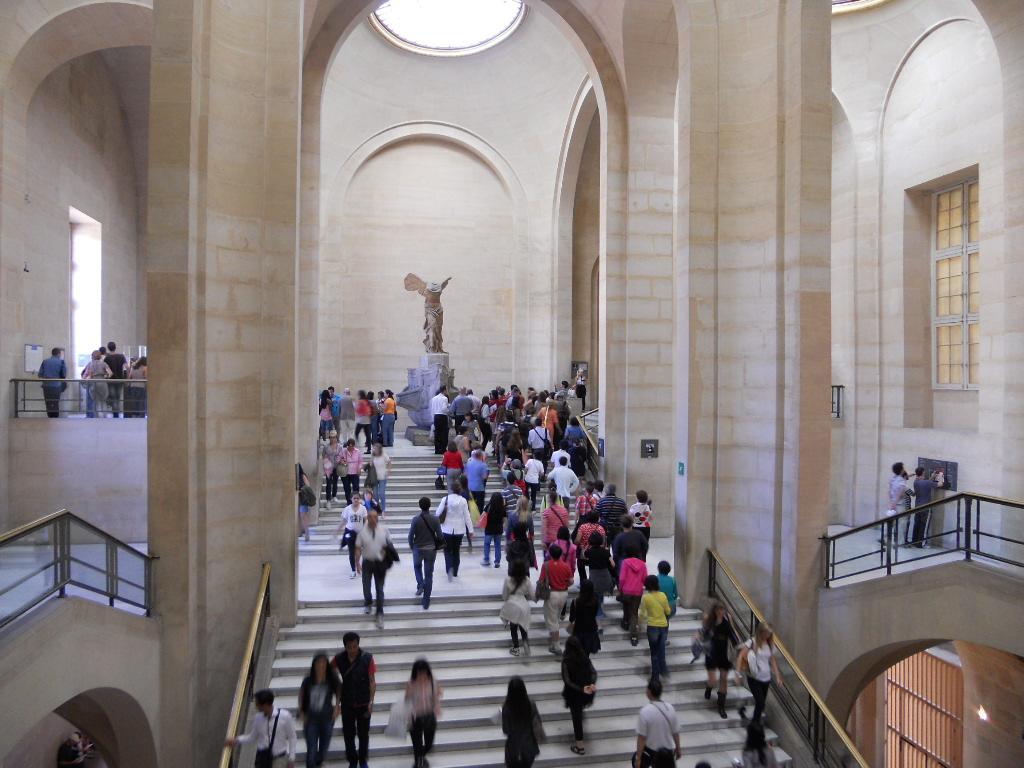 Musée du Louvre ルーヴル美術館_a0066869_6112677.jpg