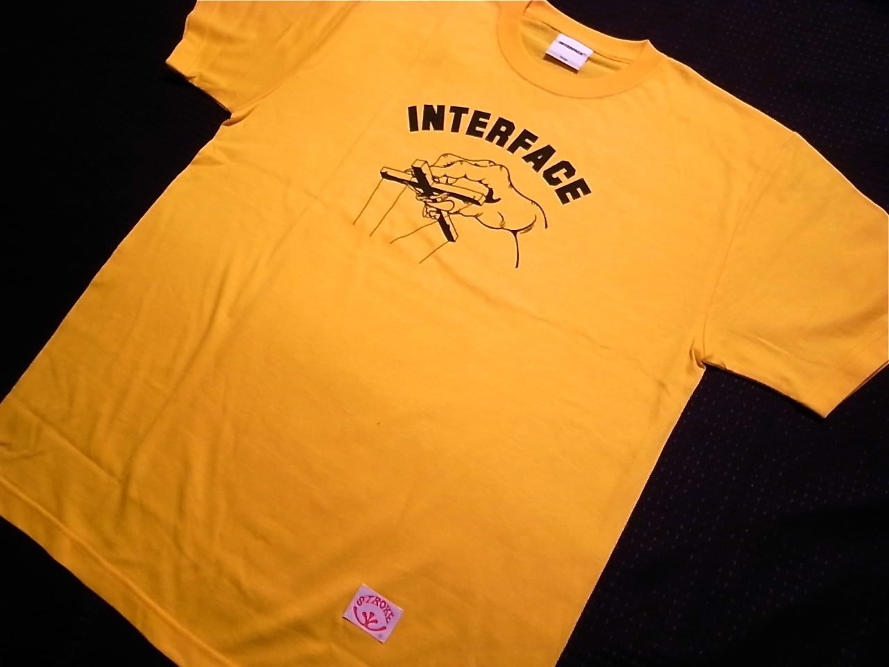 INTERFACE x STROKE NEW ITEMS!!!!!!_d0101000_14372412.jpg