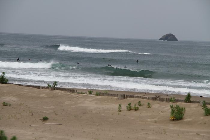 夏の日本海(鳥取)_b0134026_1682371.jpg