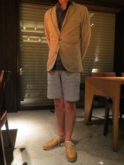 ONE DAY STYLE short pants Part1・・・_a0160153_22365324.jpg