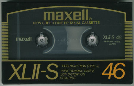 maxell XLⅡ-S_f0232256_1491393.jpg