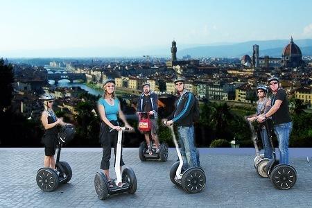 2012年7月17日 SEGWAYに乗るフィレンツェ観光_a0136671_1483464.jpg
