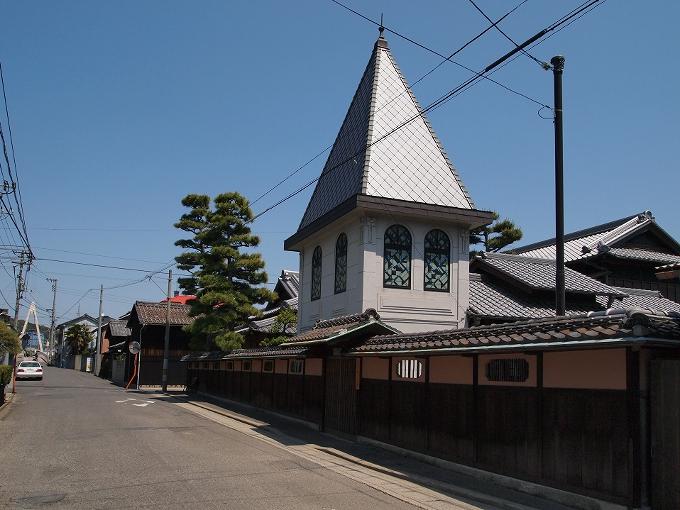 旧堺家住宅洋館(倉の館三角邸)_f0116479_13271554.jpg