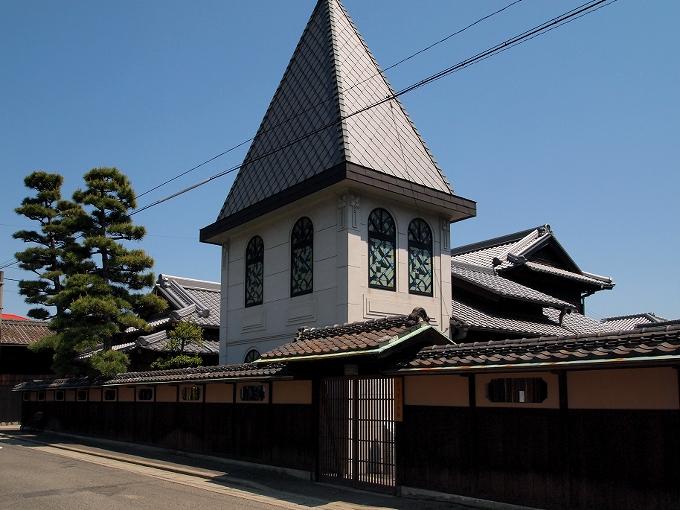 旧堺家住宅洋館(倉の館三角邸)_f0116479_13283884.jpg