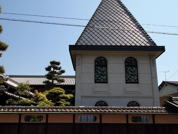 旧堺家住宅洋館(倉の館三角邸)_f0116479_18161075.jpg