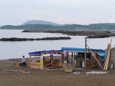 浜中モイレ海水浴場_f0078286_11475712.jpg